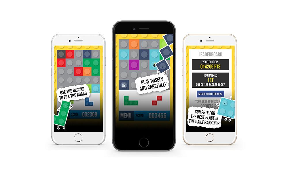 Get5 - Infinite Puzzle Game - NEED A DESIGNER? - Tomasz Tom Hajduk